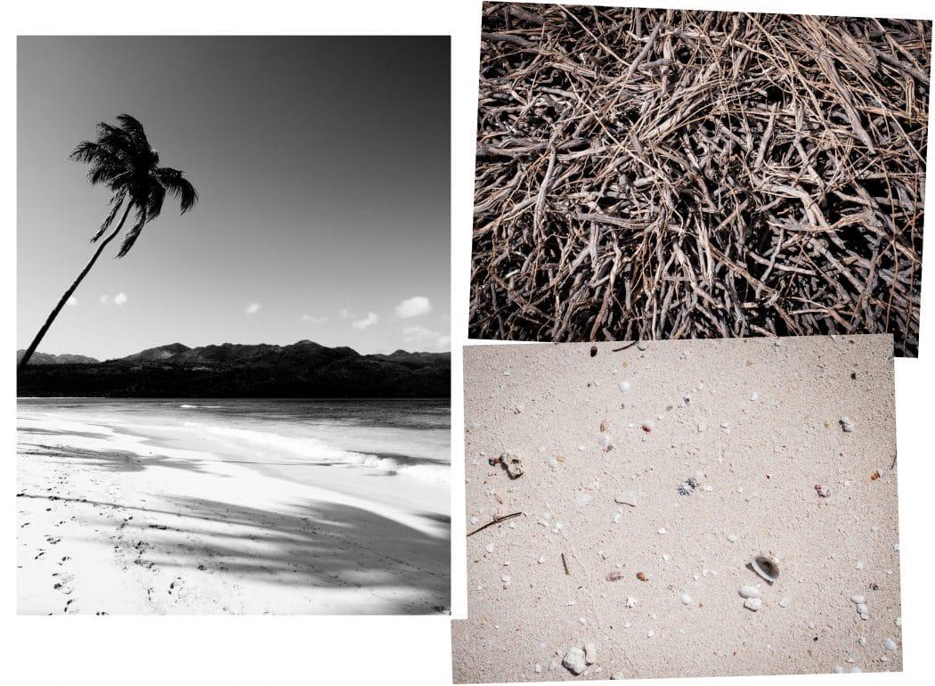 république dominicaine, samana, las terrenas, caraïbes, las galeras, playa rincon