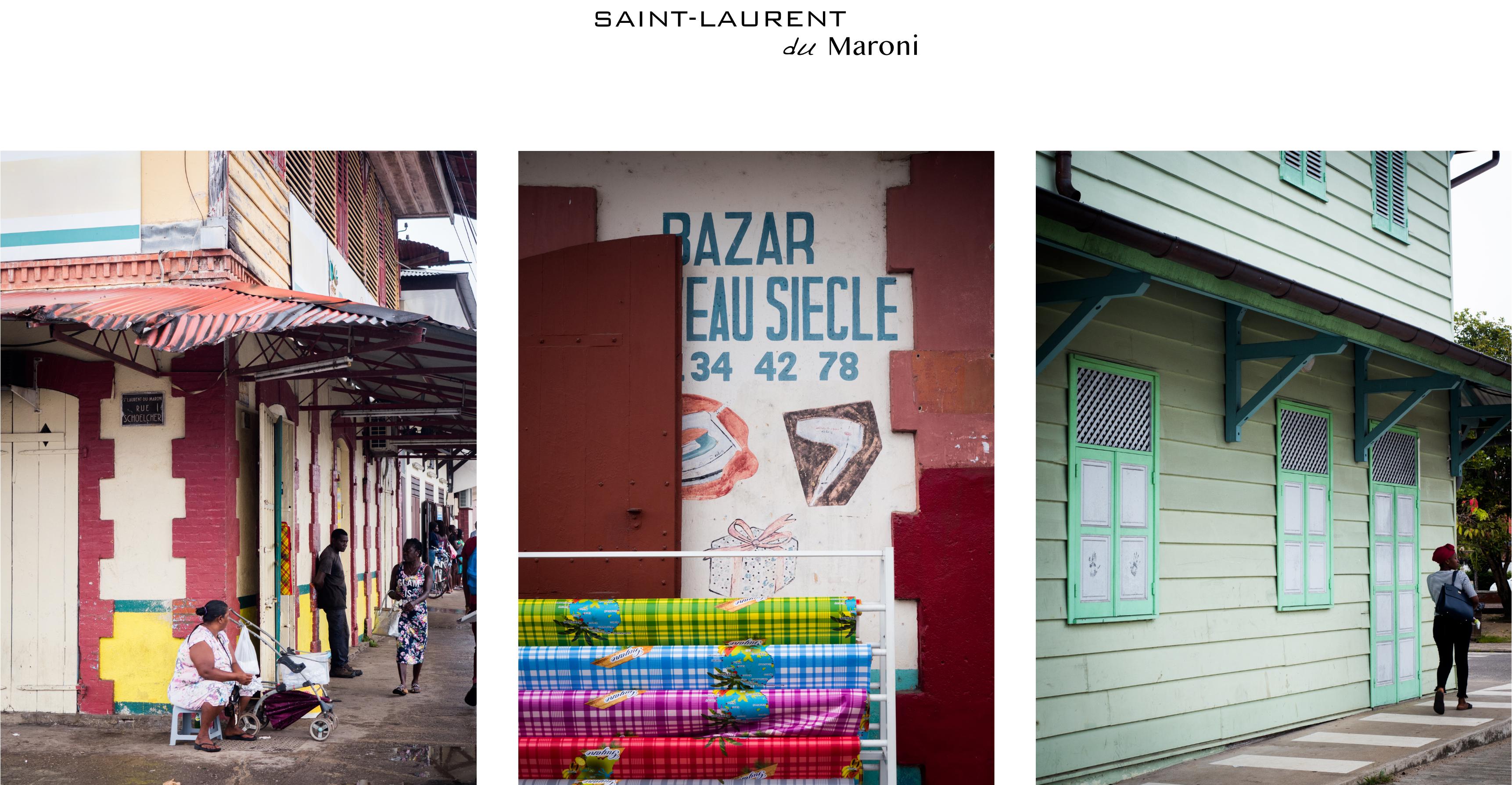 Saint-Laurent du Maroni - Carnet de voyage photo en Guyane française