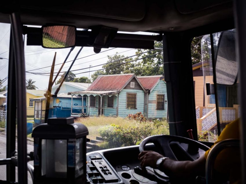 comment circuler à la Barbade - visiter la barbade en bus