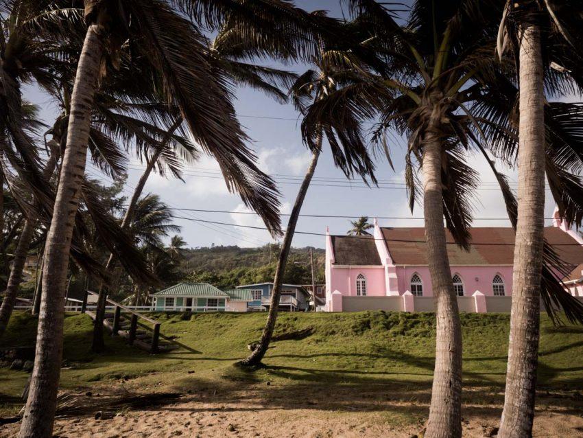 découvrir la Barbade - bathsheba