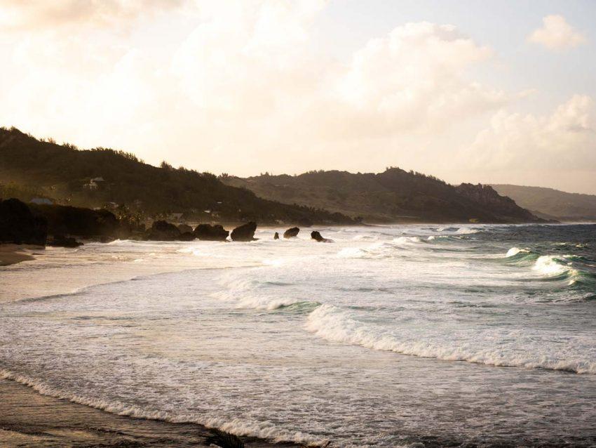 découvrir la Barbade-plages paradisiaques- bathsheba