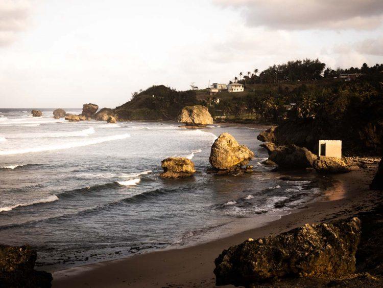 découvrir la Barbade-bathsheba