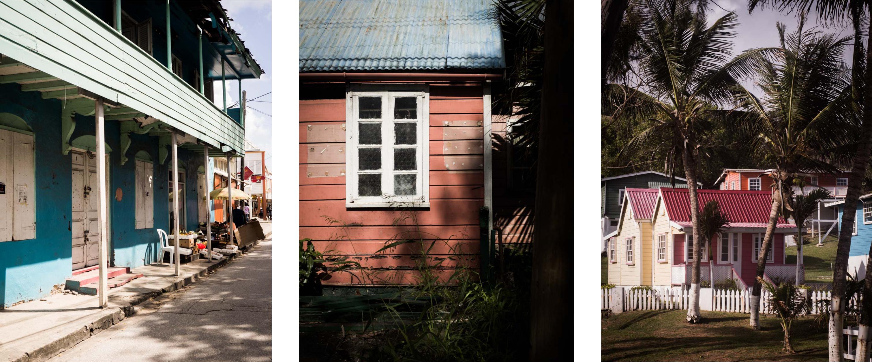 découvrir la barbade - antilles- architecture typique- bathsheba