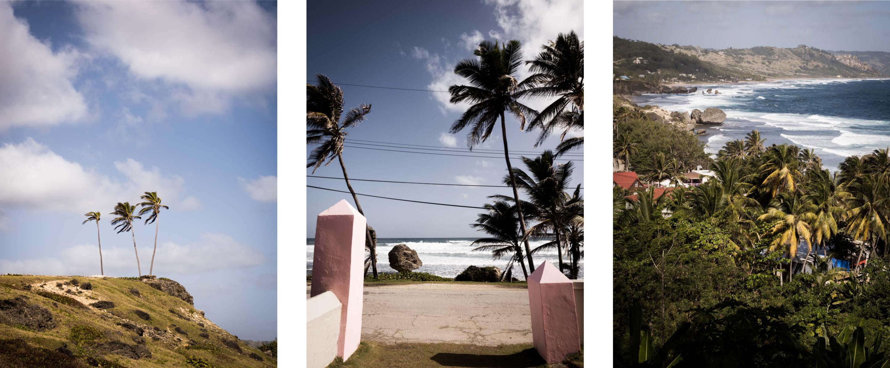 découvrir la Barbade - bathsheba - soup bowl
