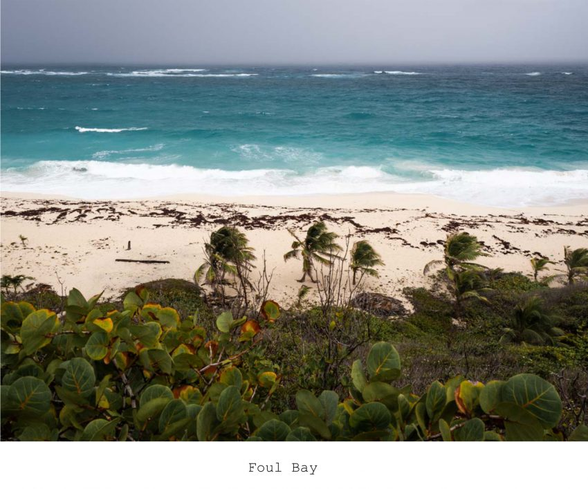 visiter la Barbade-plages paradisiaques- silver sand- foul bay