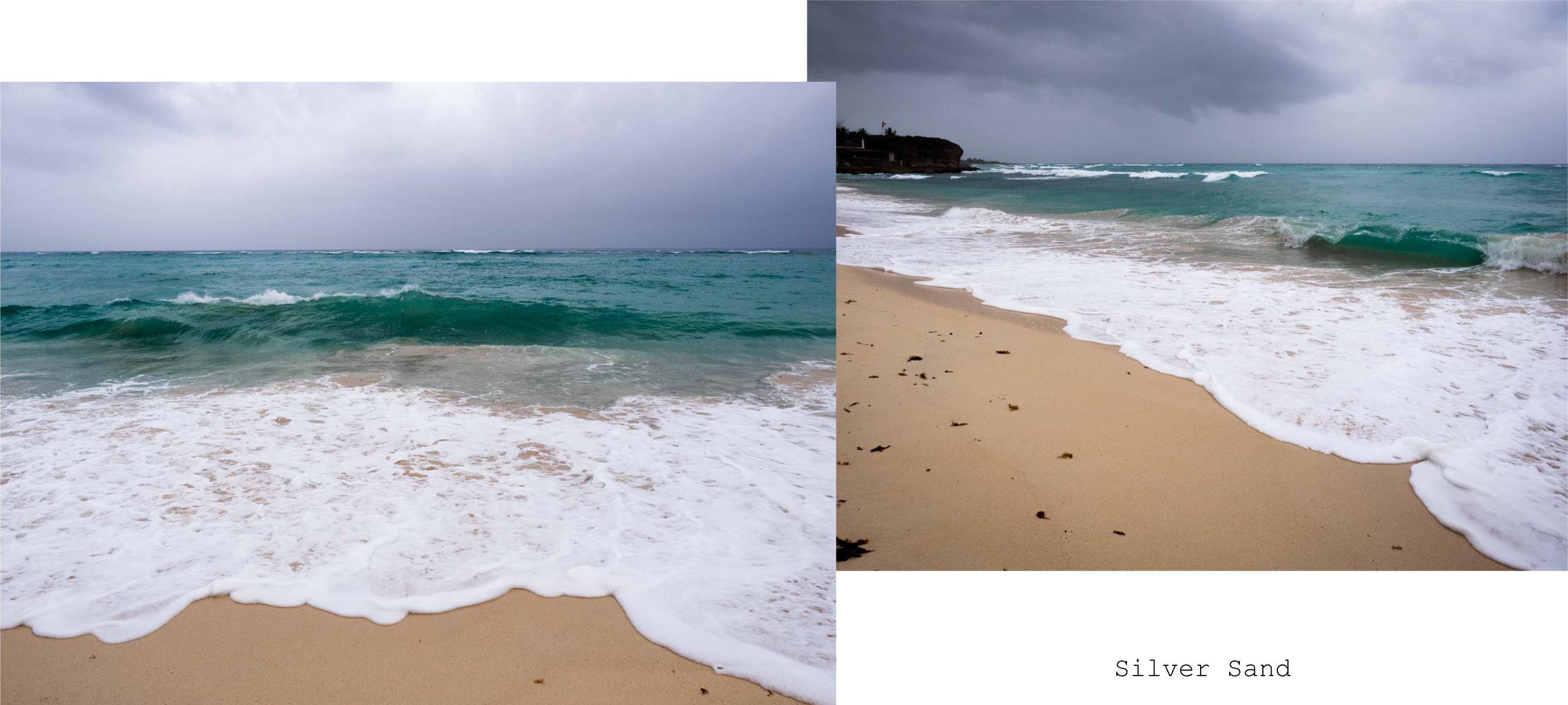 visiter la Barbade-plages paradisiaques- silver sand