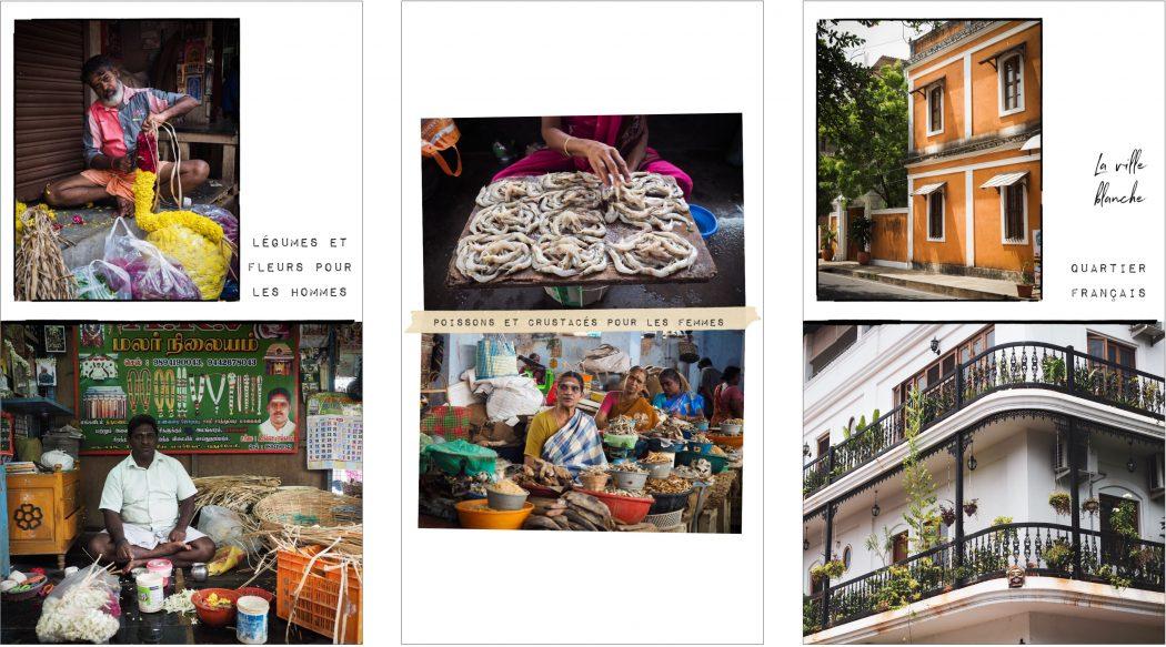 voyage en inde du sud à Pondichéry - tamil nadu - carnet voyage kerala