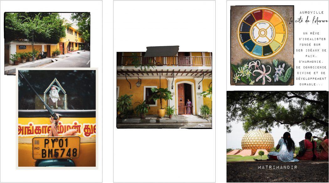 voyage au kerala inde du sud - Photo Auroville inde, la cité de l'aurore -