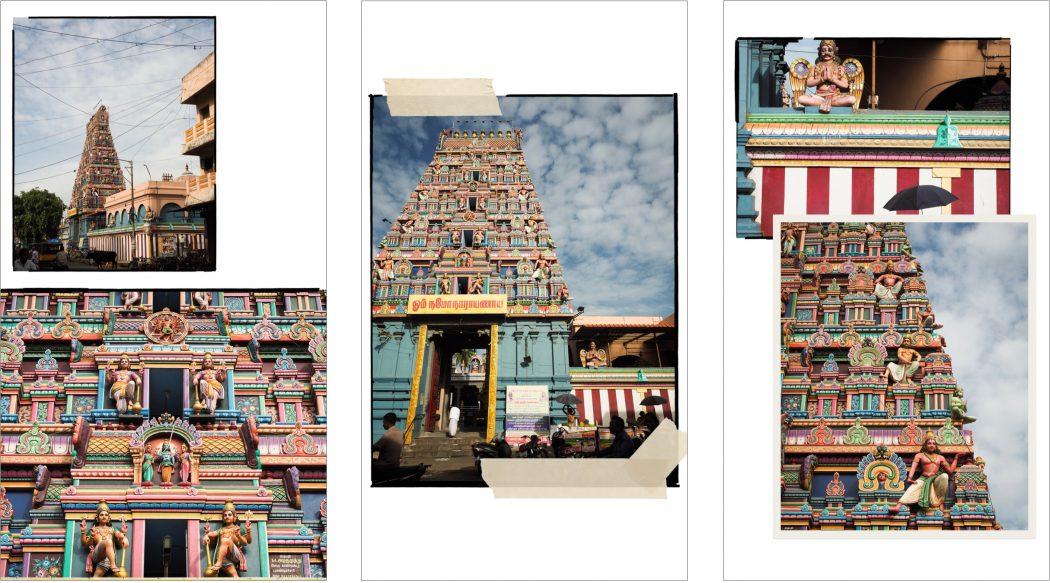 sri manakula vinayagar temple - carnet de voyage kerala - photos inde du sud kerala
