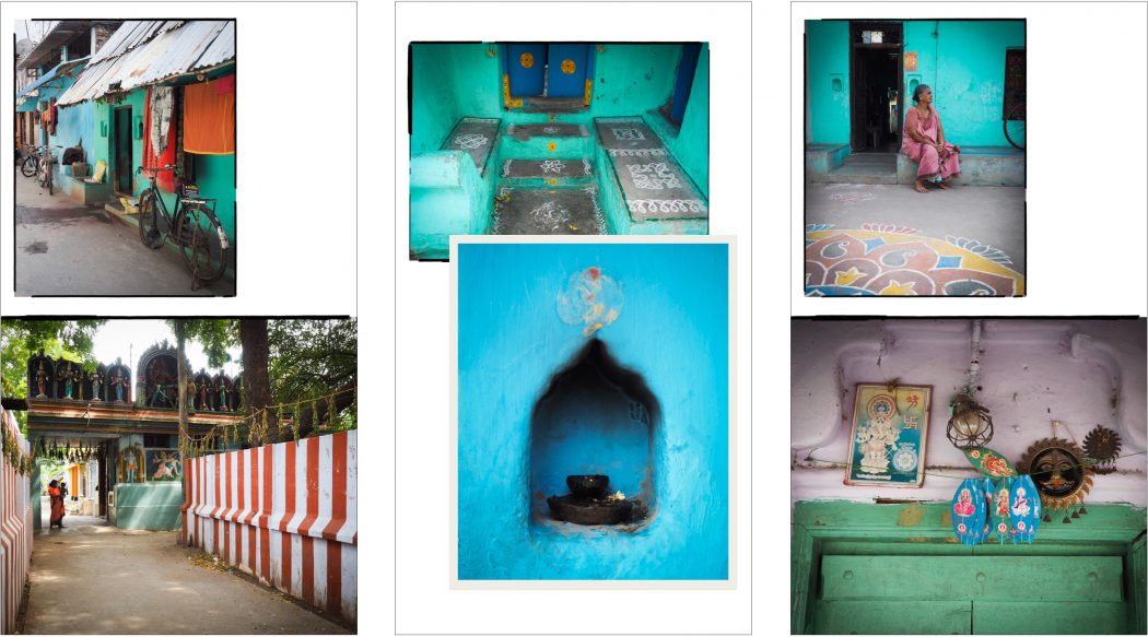 Carnet de voyage photo en inde dans le tamil nadu