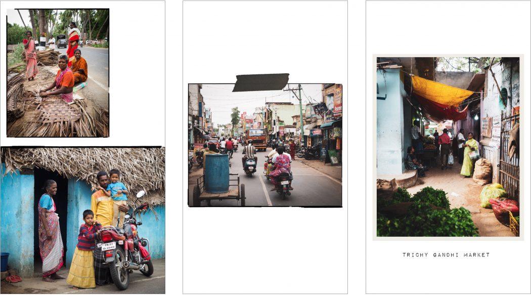 Carnet de voyage photo en inde dans le tamil nadu - thanjavur