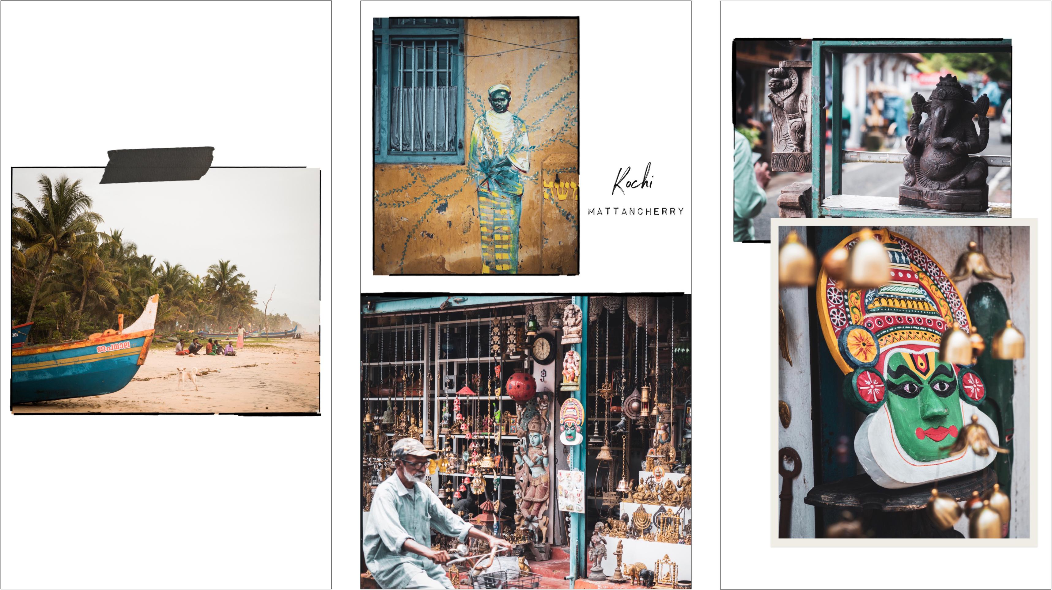 voyager au kerala - Marari - Kochi - la côte malabar en Inde