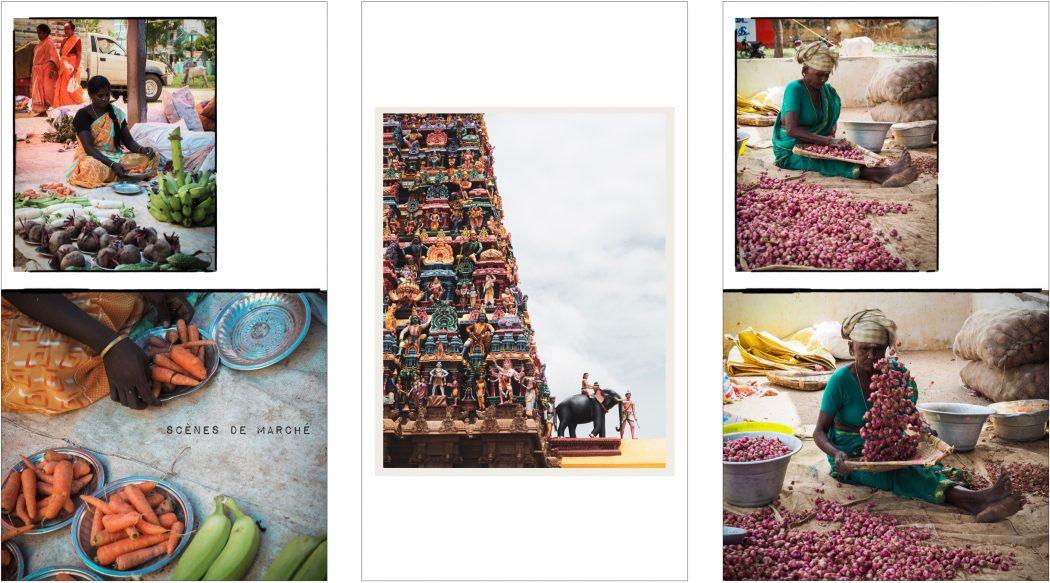 Carnet de voyage photo en inde dans le tamil nadu - chettinad