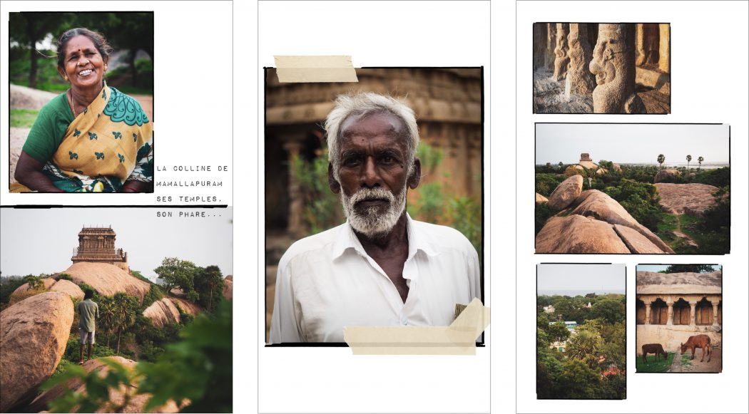 tamil nadu : Voyage inde du sud - Mahabalipuram : photo de voyage dans le Kerala- Tamil Nadu