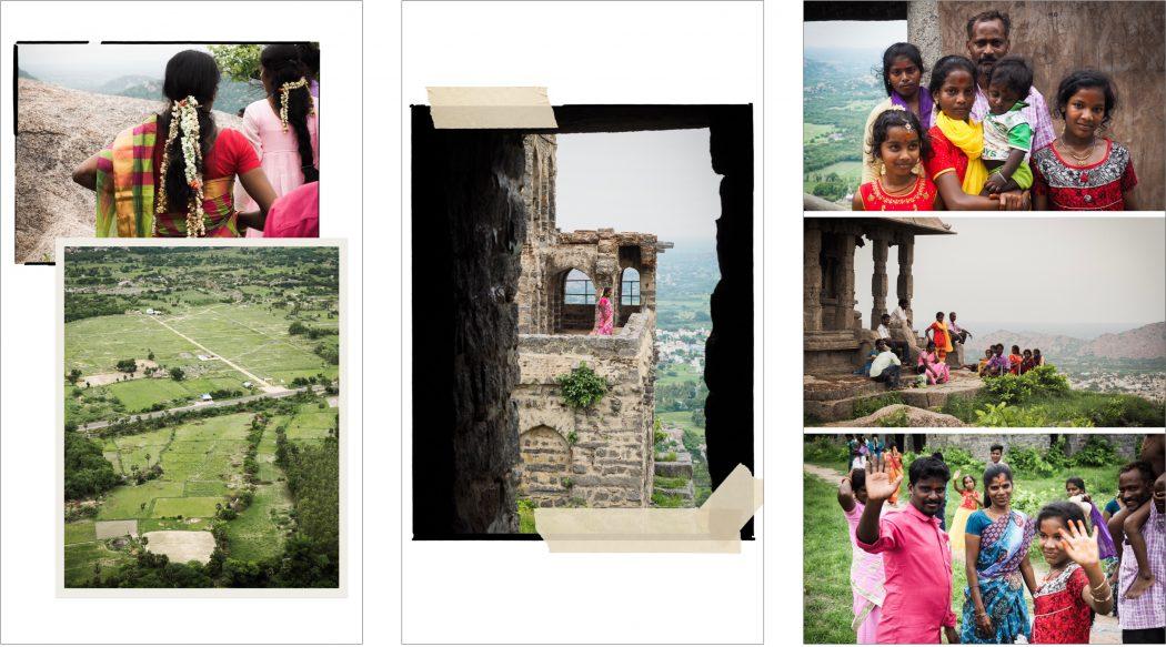 photos inde du sud kerala - Tamil Nadu Gingee