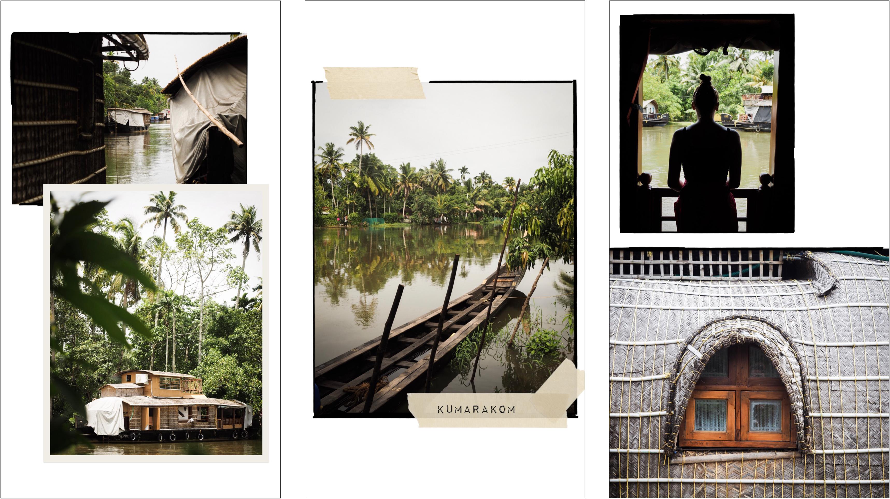 voyager au kerala - dormir chez l'habitant au kerala - mousson au Kerala - découvrir les backwaters en Inde