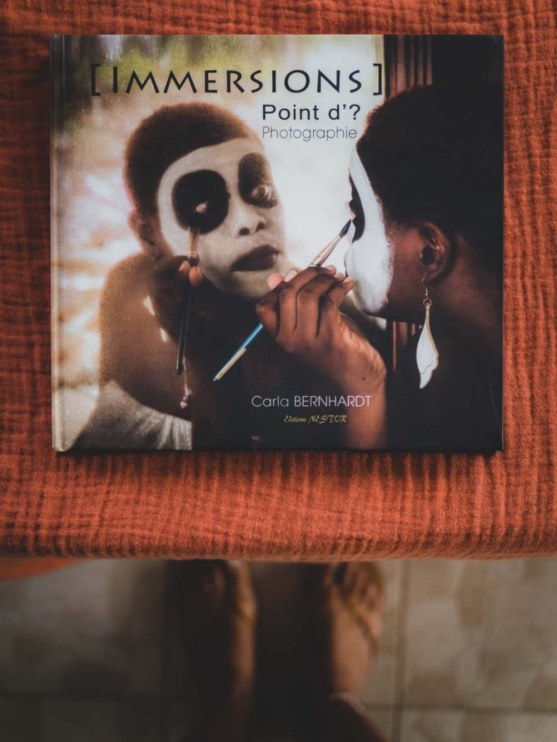 livre de photographies- éditions nestor - carnaval de guadeloupe - livre sur un groupe à po - livre sur le carnaval de guadeloupe