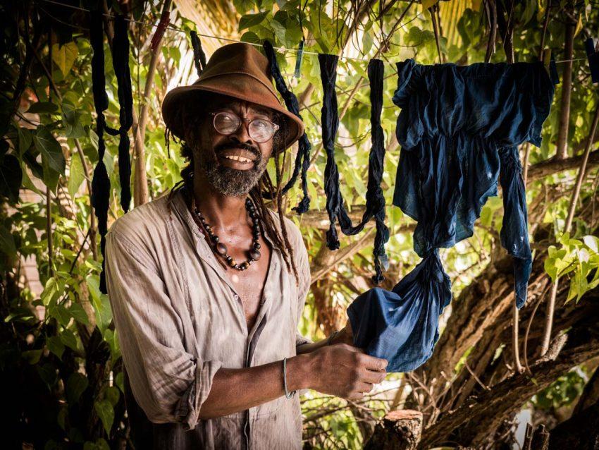 maison de l'indigo à Marie Galante - teinture à l'indigo - que voir à Marie Galante - que faire en Guadeloupe