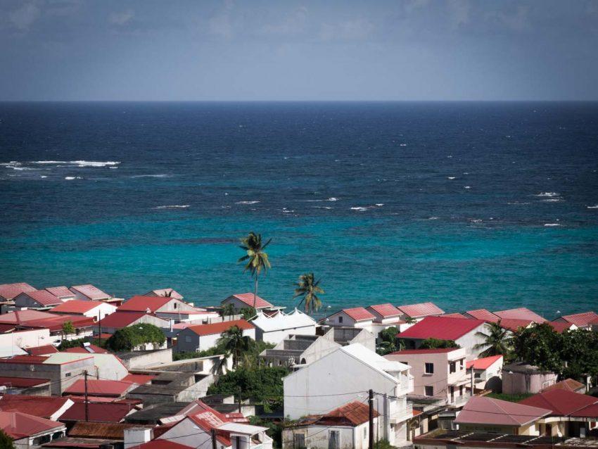 que faire à Marie Galante - fresque à Marie Galante - que voir à Marie Galante - visiter les iles de la Guadeloupe