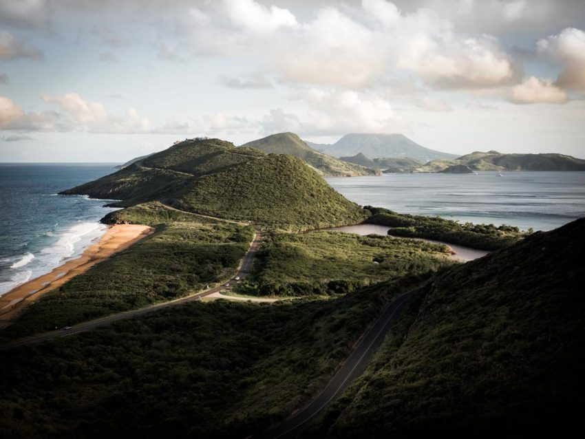 que faire à st kitts- Brimstone Hill-  visiter Saint Kitts et Nevis