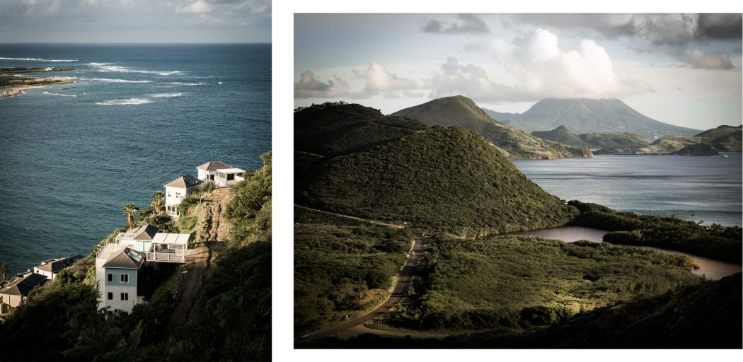 que faire à st kitts - visiter Saint Kitts et Nevis