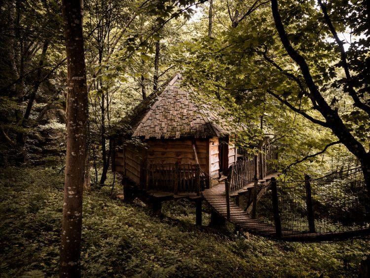 dormir dans un hébergement insolite en Alsace