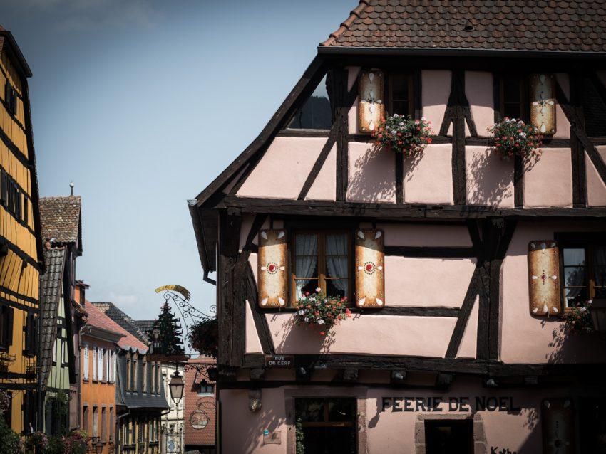 que faire en Alsace - pays de Ribeauvillé et Riquewihr - la route des vins en Alsace - ou dormir dans une cabane dans les arbres en Alsace