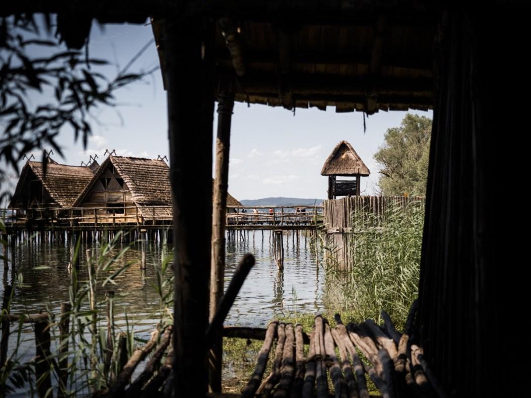 visiter le musée des Palafittes - que voir à Unteruhldingen - visiter le village lacustre du Bodensee - où voir les maisons sur pilotis du Bodensee