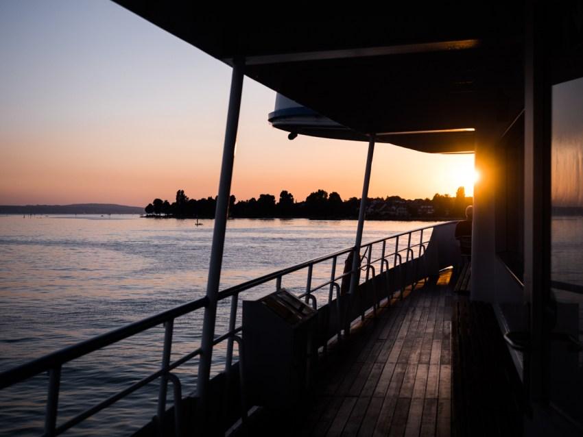 découvrir le lac de Constance - Bodensee ou lac de Constance - que voir sur le lac de Constance - naviguer sur le lac de Constance
