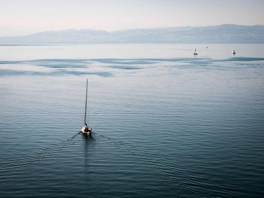 découvrir le lac de Constance