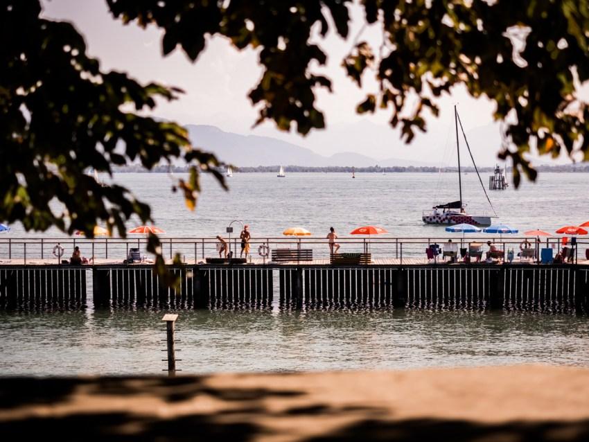 découvrir le lac de Constance - Bodensee ou lac de Constance - que voir sur le lac de Constance - comment visiter le lac de Constance