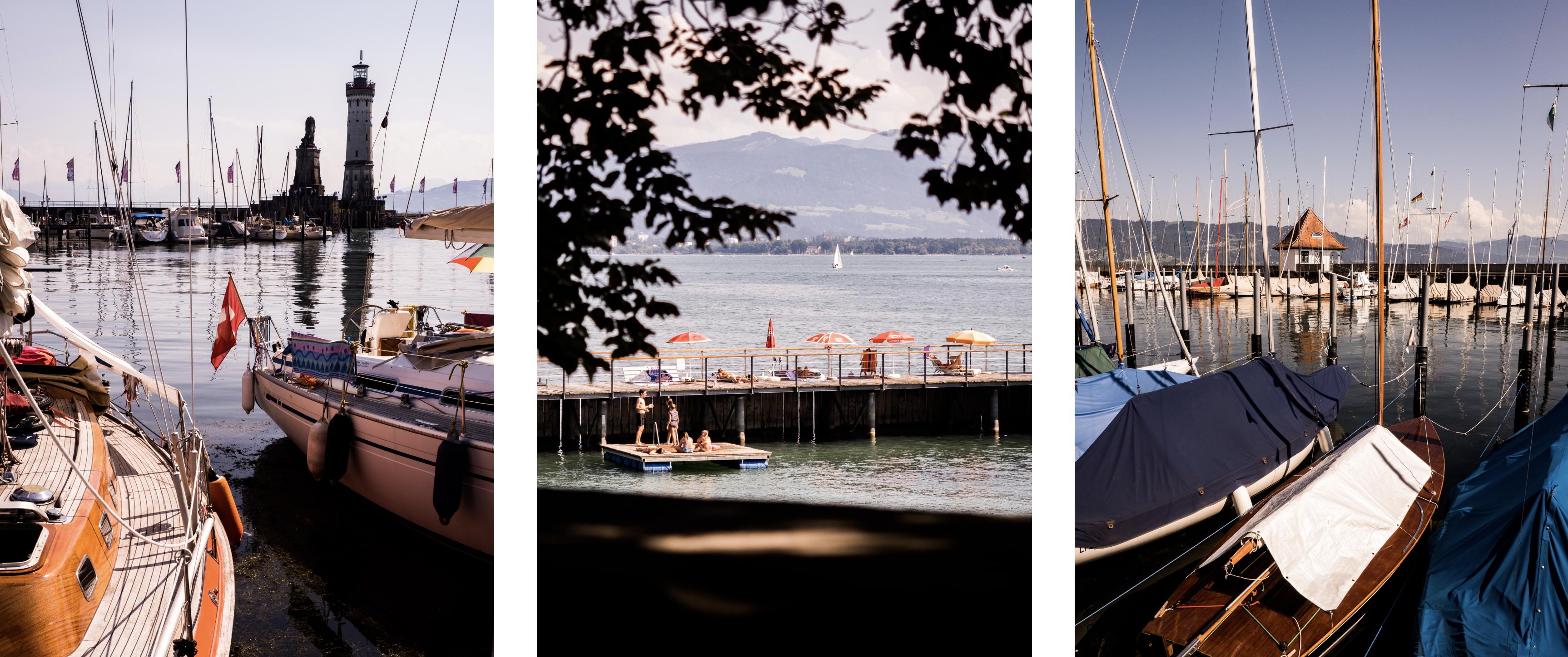 que voir à Lindau - que voir sur le lac de Constance