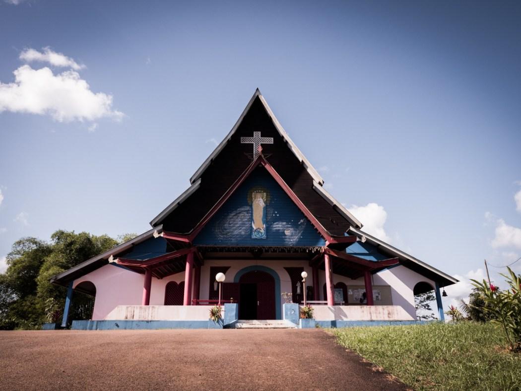 visiter la Guyane - communauté asiatique en Guyane - village Hmong en Guyane