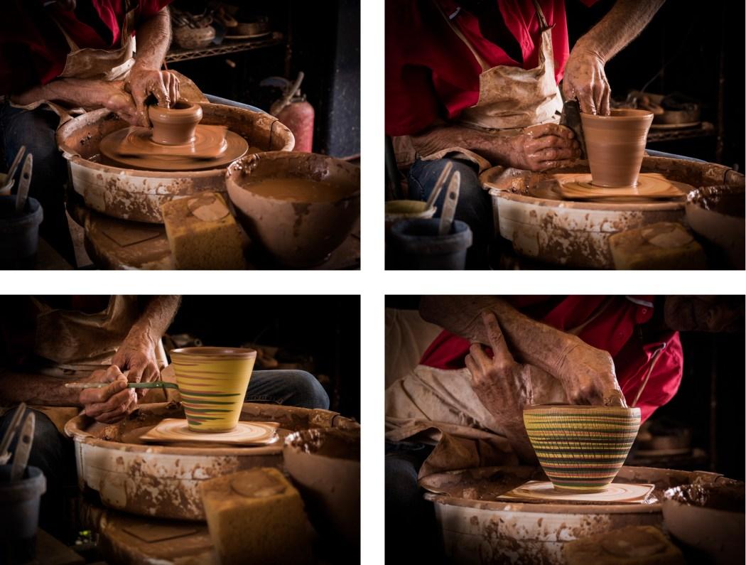 que voir à Cacao - Poterie à Cacao - visiter cacao village Hmong